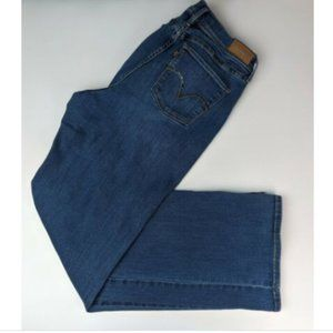 Levi's Denim Jeans Perfectly Slimming 512 Bootcut